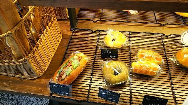 タートルのパン②