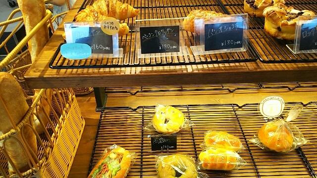 タートルのパン③