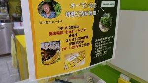 もんげーバナナの紹介