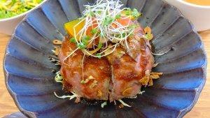 神石牛ローストビーフ丼②