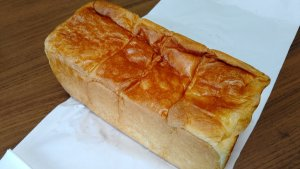 食パンとのご対面