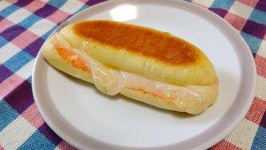 パニーニ(もち明太チーズ)