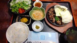 つづみ鶏定食①