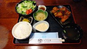 チキン南蛮定食②