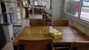 テーブルのパーテーション