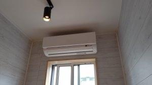 個室のエアコン